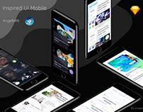 Inspiration for Mobile Ux Ui