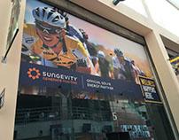 UC Berkeley | Sungevity Cycling Mural