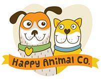 Logo | Happy Animal