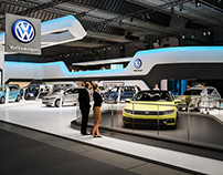 Volkswagen @ Brussels Motor Show 2016