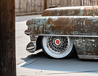 RAT ROD CADILLAC