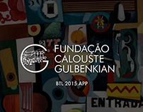 Calouste Gulbenkian Foundation App