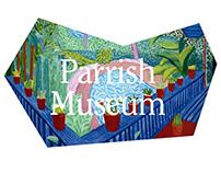 Parrish Museum of Art Identity