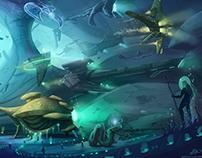 Underwater Ship Station