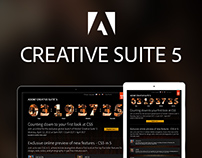 Adobe Creative Suite 5 Launch