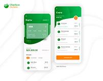 Sberbank mobile application // Мобильное приложение