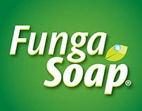Funga Soap Pedifix Packaging Re Design