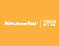 KITCHENAID - Extractor de olores