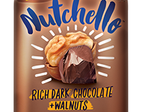 Silk Milk's Nutchello Packaging