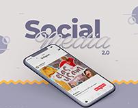 Social Media // Bia Full Style & Davi Teodozio