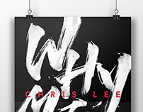 Concert Announcement Poster for Chris Lee李宇春