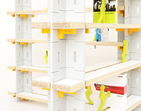 "Shelving ""Do it Yourself"""