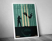 LOGAN Poster Art
