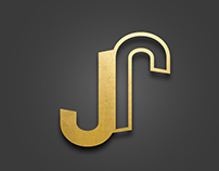 """JJ"" Clothes Brand Logo"