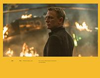 MGM Website Redesign