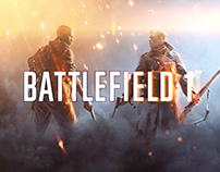 Free 4K Battlefield Logo Animations - Stock Footage
