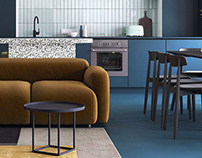 Kitchen-living room |Mogilev|BY