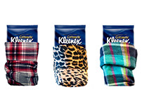 "Kleenex ""Spare Your Sleeve"" Campaign"