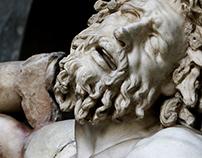 Grupo de Laocoonte. Museu do Vaticano