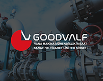 Goodvalf Product Catalogue Design
