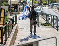Palmsonntag in Jerusalem