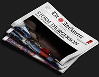The A&Gazette - Storm Thorgerson