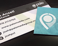 Business Cards - Palo Mobile