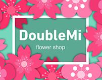 DoubleMi — Flower shop