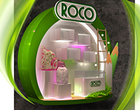 ROCO Booth (Paper World Exhibition ) Dubai 2018