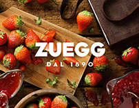 Zuegg _ Restyling & visual identity