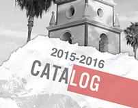 CSUCI 2015-2016 Catalog Cover Candidate