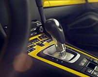 Porsche 911 Turbo S - Full CGI & Retouching