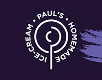 Paul's Homemade Ice-cream Store Design - Hyde Park