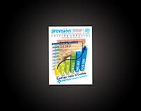 Boletín Previsión #6 | Diseño Editorial | Febrero 2013
