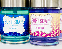 Soft Soap Redesign