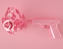 Life in pink (gifs)