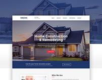 Innova - One Page Design