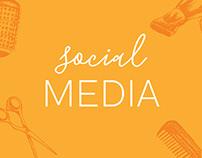 Social Media Salão Beauty Parlor