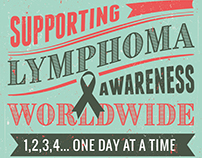 Lymphoma Awareness (supporting SpydaStrong)