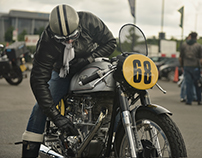 TRITON AND CAFE RACER DAY at ACE CAFE - LONDON