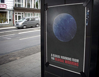 A Global Warning From The Global Warming // Poster