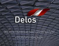 Интернет представительство Delos