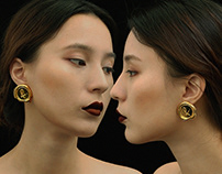 TIME SEALED · Jewelry Collection 时间凝贮·火漆图案首饰系列