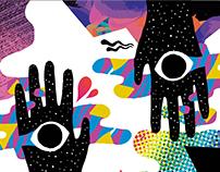 Los ojos son las manos del alma