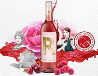 Key Visual Rosé Royal