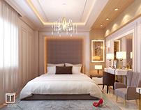 Neo Classic ( master room design )