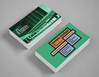 Highrise Theatre Identity