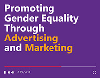 Gender Equality in Advertising and Marketing