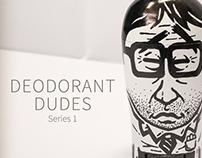 Deodorant Dudes & Dudettes - Tired Theo