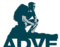 BACKPACKER ADVENTURE LOGO